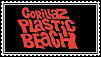 Gorillaz: Plastic Beach stamp by Kattsume