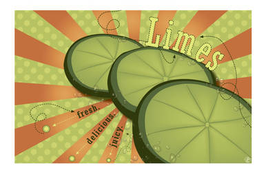 Limes by draginchic