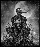 Marvel Comics : Venom by Francisgenois