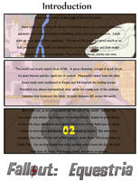 Fallout Equestria: THDC Issue 1 Intro by L9OBL