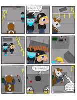 Fallout Equestria: THDC Issue 1 Page 5 by L9OBL