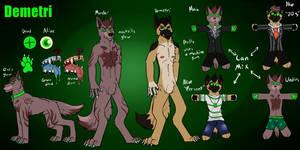Demetri's Ref by Randomthewolfskie