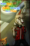 Wolf's Story Ch. 5 Cover by Randomthewolfskie
