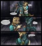 BROOOOOooo by Randomthewolfskie