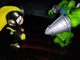 What Kinda Robot Master Are You? by LittleKunai