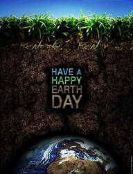 Happy Earth Day by xDreamx