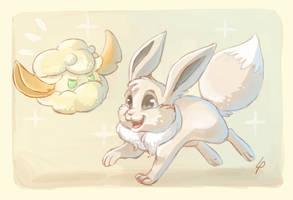 Shiny Friends by Lisosa