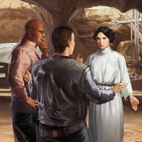Star Wars Galaxies TCG - Recruiting Drive by Kaiz0