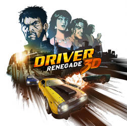 Driver Renegade Cover by Kaiz0