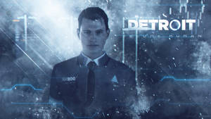 Detroit Become Human Wallpaper by Cemreksdmr