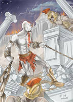Kratos by Autumn-Sacura