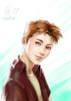 Wally West by Autumn-Sacura