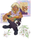 Marik Ishtar by Autumn-Sacura