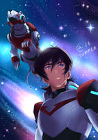 Keith and Red Lion by Autumn-Sacura