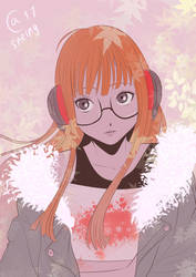 Futaba by Autumn-Sacura