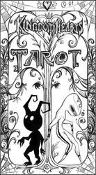 KH Tarot: back cover by Autumn-Sacura