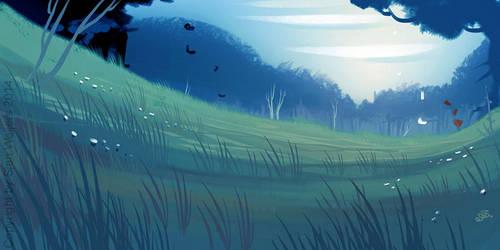 Meadow Sjan Weijers by SjanWeijers