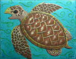 Turtle Family: Parent 2 by EYproductions