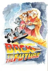 Back to the Future by Rafaelmox
