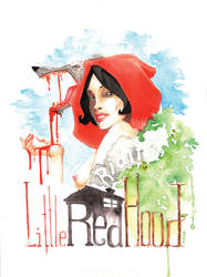 Little Red Riding Hood by Rafaelmox