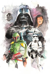 The Empire by Rafaelmox