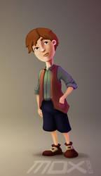johnny boy by Rafaelmox