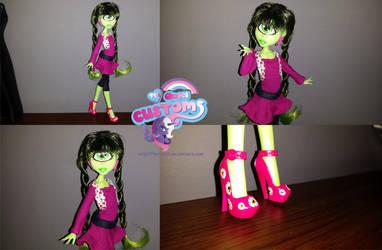Iris Clops custom by angel99percent