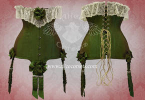 S-line corset by Alice-Corsets