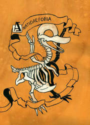 Anatidaefobia by limingantaidekoulu