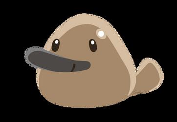 Platypus Slime by Imaplatypus