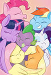 Spike's Family by Imaplatypus