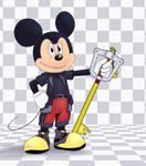 King Mickey by Imaplatypus