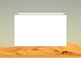 Minimal OS Concept by BoneyardBrew