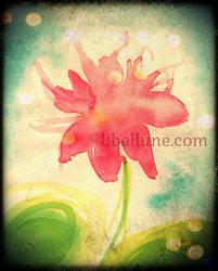 Petite fleur by Neyrelle