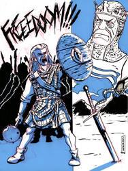 Braveheart by mardukreport