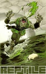 Reptile - MK Immortal by mardukreport