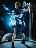 Uranus:  Sailor of the Sky by Cloud-Cover-Cosplay