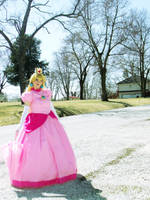 A Peachy Stroll by BeCos-We-Can-Cosplay
