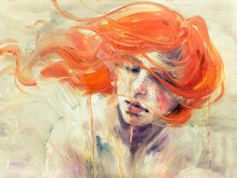 crisp morning by agnes-cecile