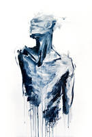consciousness is the head by agnes-cecile