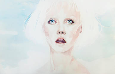 Fix the sky a little by agnes-cecile
