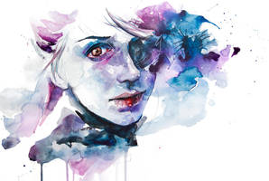almost lover by agnes-cecile