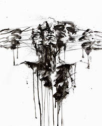 drawing restraint II by agnes-cecile