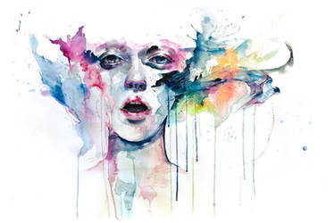 learn to bloom by agnes-cecile