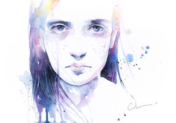 the water workshop III by agnes-cecile