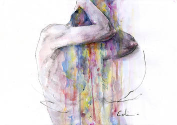 learn to appear by agnes-cecile