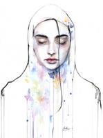 Habibi by agnes-cecile