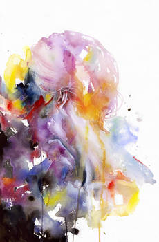the listener by agnes-cecile