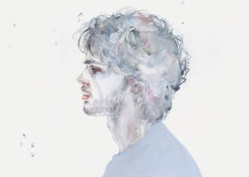 my musician by agnes-cecile