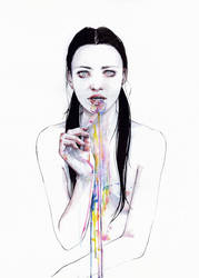 Summer Game by agnes-cecile